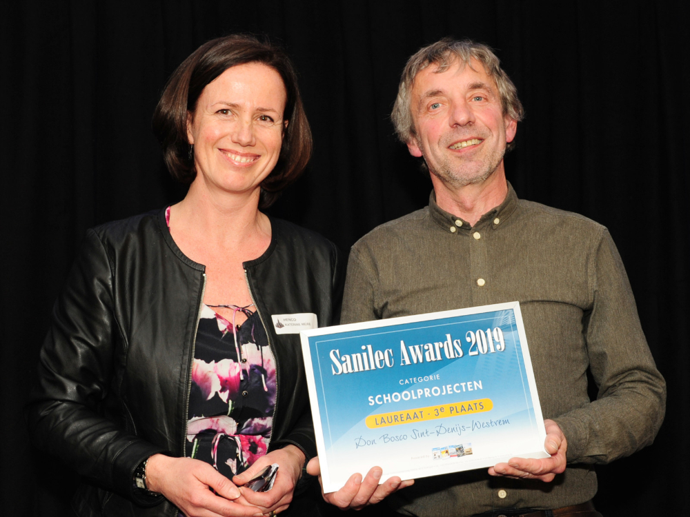 Sanilec Awards, Henco, Don Bosco Sint-Denijs-Westrem